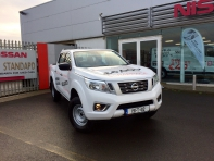 2.3 DSL  XE 160 Double Cab, Demo. price quoted excluding VAT