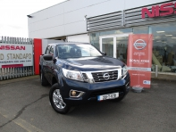 2.3DSL SV Double Cab 160HP, from €137/week, price quoted ex Vat